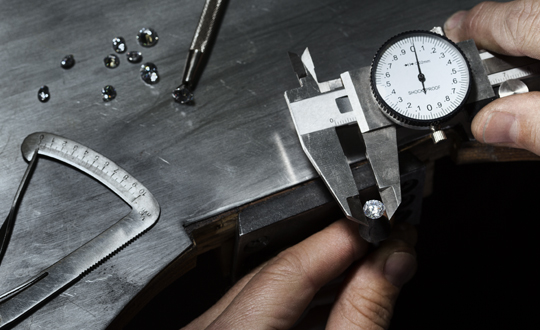 The Art Of Diamond Cutting | Shimansky
